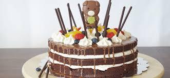 schoko obst torte zum muttertag s abenteuerkekserl