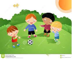 Outside Clipart Play Football 5
