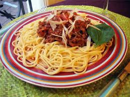 recette de spaghettis sauce bolognaise la recette facile