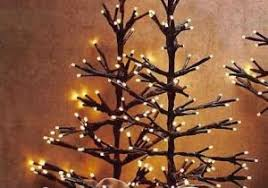 Roost Tabletop Lighted Tree Concept Of Twig Christmas