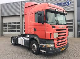 100 Tractor Truck SCANIA R 420 Highline RETARDER NL Tractor Units For Sale