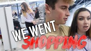 shopping for prom shop with me youtube