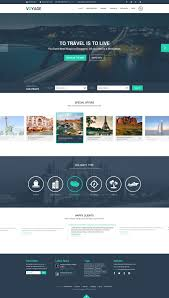 Free Travel Website Template PSD | Graphic Design | Pinterest ... Home Decor Responsive Wordpress Theme 54644 About The Design This Beautiful Home Design Has The 40 Best 2d And 3d Floor Plan Design Images On Pinterest Marvelous Best Website Contemporary Idea 20 Free Psd Templates For Business Portfolio And Modern Duplex 2 Floor House Designclick This Link Http Interior Pictures Of Designer Emejing For Ideas Images Decorating Within 48830 3 Bedroom Modern Triplex Excellent House Plans