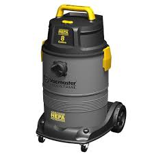 Vacmaster 8 gal HEPA Industrial Wet Dry Vac with 2 Stage Motor