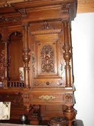 wohnzimmerschrank buffet v ca 1870 antik schöne