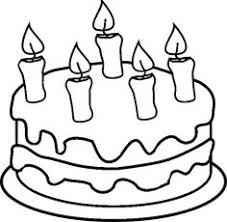 236x230 Cake clipart coloring book