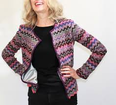 100 Missoni Sydney Made By Bronwyn Winter Sewing Finished Another Jacket