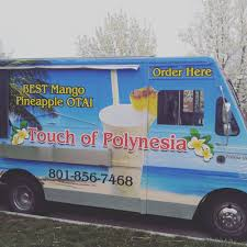 100 Salt Lake Food Trucks Touch Of Polynesia City Roaming Hunger