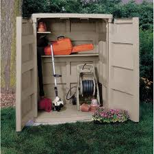 Suncast 7 X 7 Alpine Shed by Suncast Storage Cabinet Home Depot Shed Parts Garden Sheds Embly