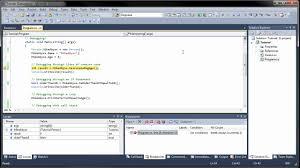 Basic Debugging With Visual Studio 2010