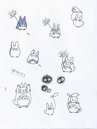 Unique Totoro Coloring Pages Advancethuncom
