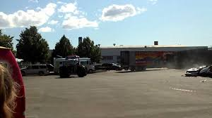 The Firestone Big Foot Truck Smashs Cars In Nampa Idaho Commercial ... Firestone Transforce Ht Sullivan Tire Auto Service Amazoncom Radial 22575r16 115r Tbr Selector Find Commercial Truck Or Heavy Duty Trucking Transforce At Tires Fs560 Plus 11r225 Garden Fl All Country At Tirebuyer Commercial Truck U Bus Bridgestone Introduces New Light Trucks Lt Growing Together Business The Rear Farm Tires Utah Idaho Oregon Washington Allseason Lt22575r16 Semi Anchorage Ak Alaska New Offtheroad Line Offers Dependable