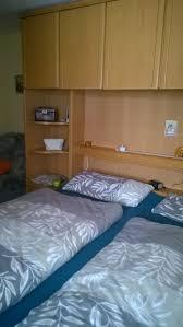 überbau schlafzimmer buche