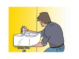 installer un lavabo suspendu lavabo livios