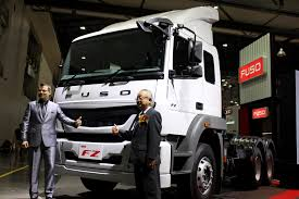 100 Fuso Truck Daimler To Make Trucks In Thailand Nikkei Asian Review