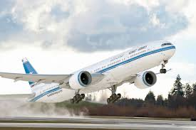 boeing 777 extended range flight review kuwait airways boeing 777 300er from to