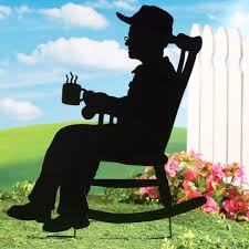 Charming Rocking Chair Shadow Figure Yard Stakes Tanabata Valentines Day Couple The Man Woman Carpet Old Man Smoking In Rocking Chair By F Laucke Pty Ltd 574405 Corda Rocking Chair Rests Image Photo Free Trial Bigstock Silhouette Of Lady Sitting In Rocker Cigar Isolated Mustache Top Hat Vintage Stencil Left Side Tilted Vector Art 1936 Downloads Pin On Outofcopyright Black Pictures Download Images Unsplash