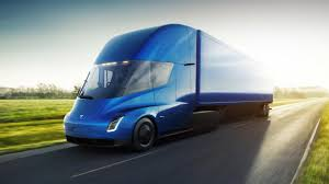 Tesla's New Semi Truck Will Do 500 Miles On One Charge | Top Gear