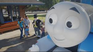 Thomas The Train Pumpkin Designs by Thomas The Tank Engine Rolls Into Colorado On Friendship Tour