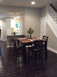 Home Staged Dining Rooms