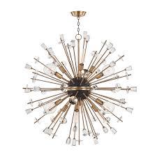 liberty chandelier hudson valley lighting