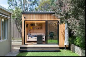 Simple Prefab Backyard Cottages Design Ideas Modern Simple In ... I Love The Idea Of A Motherinlaw Suite So That My Grandma Could Decoration Kanga Room Systems Modern Modular Cabins Tiny Cottage Prefab Sunset Homes Set On Stilts Cool New Youtube Hummingbird Custom Home Studio Summerstyle 11 Best Backyard Office Images Pinterest Office For Your Inspiration Timbercab Prefab Timber Framed Cabin Fcab Small House Bliss