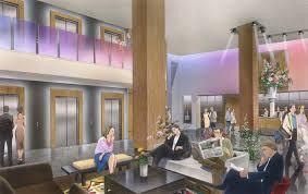 100 Jacobs Architects 2001 Hotel Gansevoort Lobby03 New York NY The Stephen B