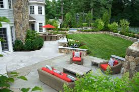 Wellesley, MA - Wellesley Backyard Retreat | A Blade Of Grass ... Sweet Images About Patio Rebuild Ideas On Backyards Kid Toystorage Designing A Around Fire Pit Diy 16 Inspirational Backyard Landscape Designs As Seen From Above 66 And Outdoor Fireplace Network Blog Made Minnesota Paver Retaing Walls Southview Design Backyardpatios Flagstone With Stone 148 Best Images On Pinterest Living Patios 19 Inspiring And Bathroom Sink Legs Creating Driveways Pathways Pacific Brothers Concrete Living Archives Arstic