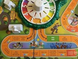 The New Game Of Life Tuition And Debt