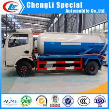 100 Used Vacuum Trucks China 3cbm5cbm Sewage Suction Truck Mini