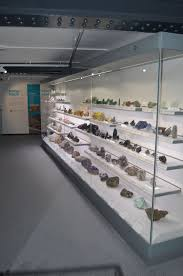 The 7 Metre Long Mineral Wall Display Case