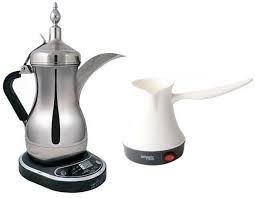 Arabic Electric Coffee Maker