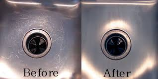 Removing Metal Sink Stopper by How To Remove Scratches From Your Stainless Steel Sink Kalamunda