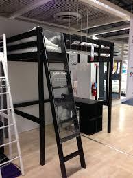Ikea Stora Loft Bed by Stor Loft Bed Frame Black Ikea Storå Loft Bed Frame Storå Loft Bed