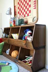kids toy organizer case chest container book shelf bin storage box