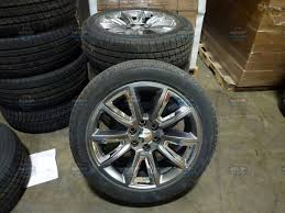 100 Chevy Truck Wheels For Sale Factory OEM 22 14 15 CHEVY SILVERADO TAHOE SUBURBAN