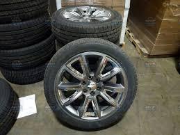 100 Oem Chevy Truck Wheels Factory OEM 22 14 15 CHEVY SILVERADO TAHOE SUBURBAN