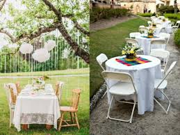 Gallery Of Outdoor Anniversary Party Ideas Decor For An Wedding Shower Home Decoration