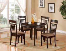 Round Dining Room Set For 4 by Kitchen Awesome Dining Room Table With Bench Dining Furniture