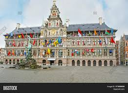 100 Where Is Antwerp Located City Hall Image Photo Free Trial Bigstock