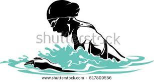 Swimming Breaststroke Clipart ClipartXtras