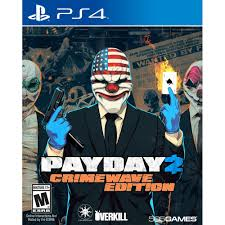 Payday 2 Halloween Masks Unlock by Payday 2 Crimewave Ps4 Walmart Com