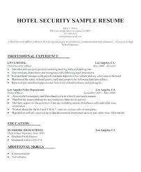 Sample Resume For Hotel Manager Jobs Job Hospitality Co And Tourism Objective Industry