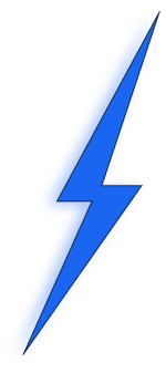 Lightning Bolt Clip Art At Clker