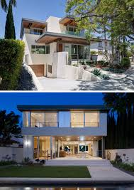 100 California Contemporary Homes This New House In Presents A Welcoming Face To The Street