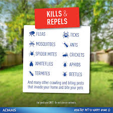 Adams Plus Yard Spray, 32 Oz