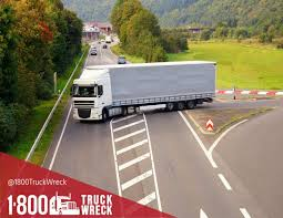 Why One Truck Company Has Banned Left Turns - 1800 Truck Wreck