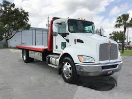100 Medium Duty Trucks For Sale PreOwned 2017 KENWORTH T270 Tow Rollback