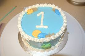 Under The Sea Theme For 1 Year Old CakeCentral