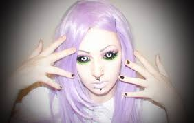 Cheap Fda Approved Halloween Contacts by Toxic Tears Sclera Contact Lens Review